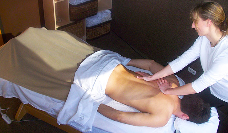 Photo of Progressive Chiropractic Wellness Center's massage therapy treatment