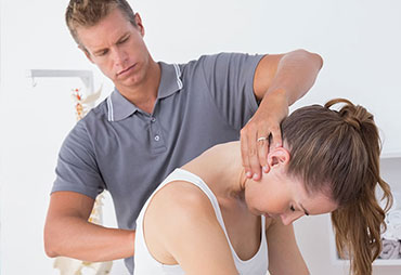 Chiropractic care for auto accident injury