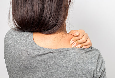 Shoulder, arm & wrist pain testimonials